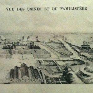 gravure du phalanstère (2)
