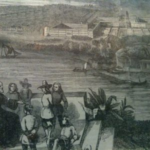 gravure du phalanstère (4)