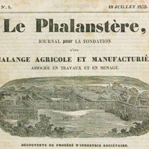 Phalanstère - brochure